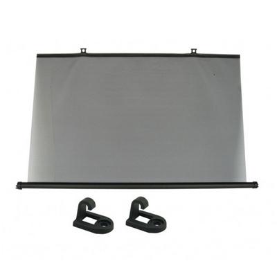 sonnenrollo auto sonnenschutz heck rollo 90 cm. Black Bedroom Furniture Sets. Home Design Ideas